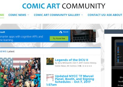 Comic Art Community