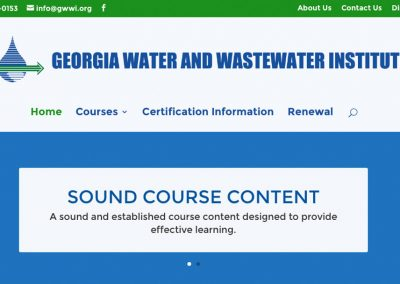 Georgia Water & Wastewater