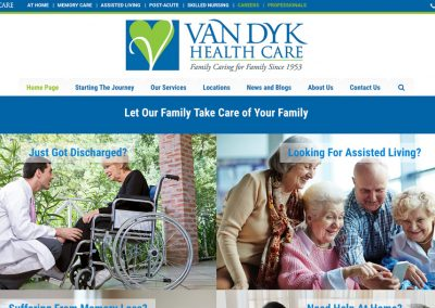 Van Dyk Health Care