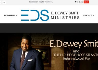 EDS Ministries