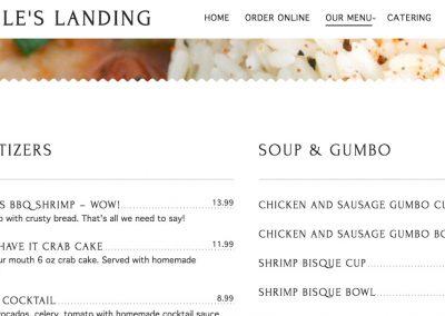 Eagles Landing Restaurant
