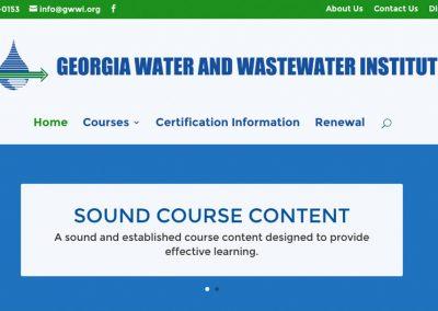 Georgia Water & Wastewater