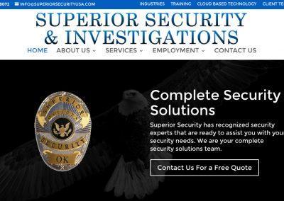Superior Security